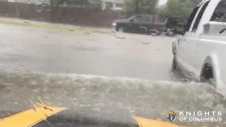 Knights of Columbus Hurricane Harvey Video